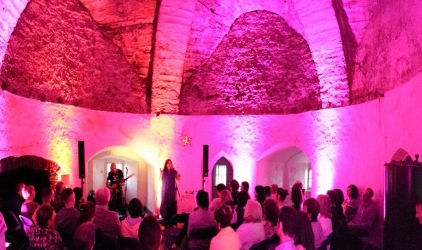 Maria Doyle Kennedy at Hook Lighthouse